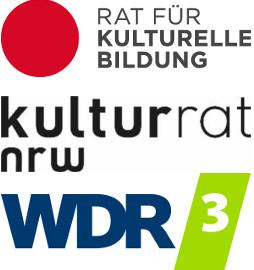 """Podiumsdiskussion """"Kulturelle Bildung in NRW"""" am 19.02.2017 um 19.04 Uhr bei WDR 3 Forum"""